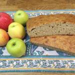 recepta pastís de poma sense lactosa