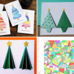 7 Postals d'arbres de Nadal