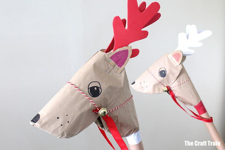 Com fer un ren de Nadal