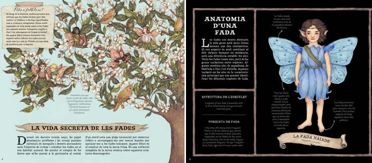 Historia natural de les fades - HarperKids Català