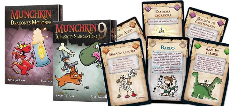 Jocs de cartes Munchkin - Asmodée