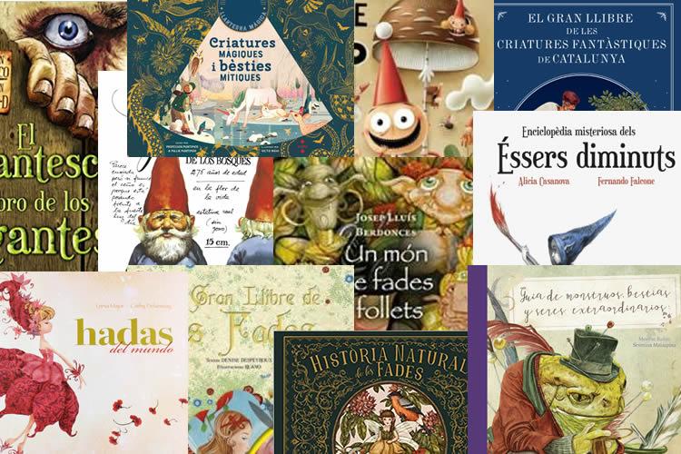 Llibres de criatures fantàstiques