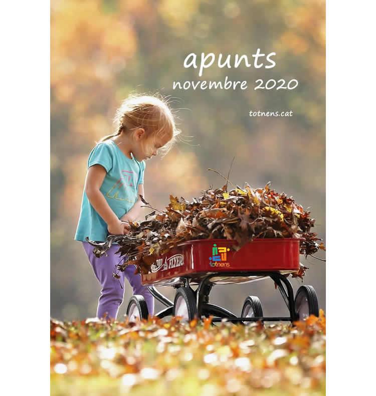 portada apunts novembre 2020
