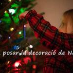 quan posar la decoracio de Nadal