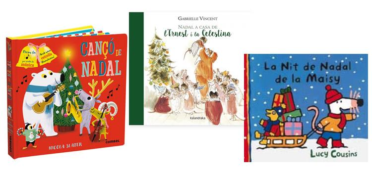 recull contes de nadal per a nens