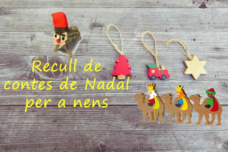 Recull de contes de Nadal per a nens