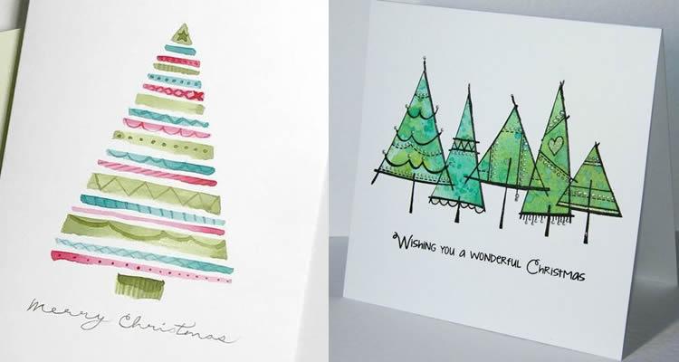 12 postals de Nadal d'avets 04