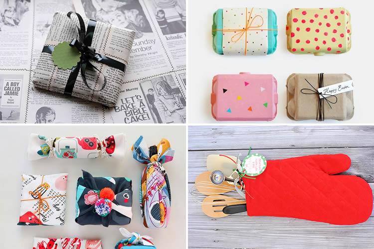 Embolicar regals de manera sostenible