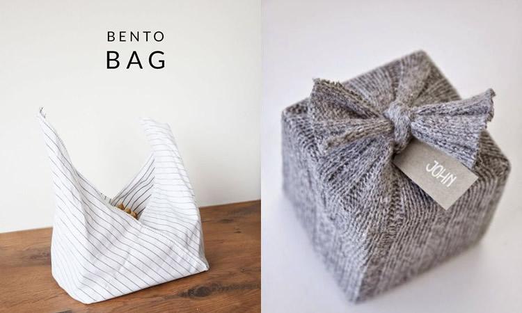 Embolicar regals de manera sostenible amb roba