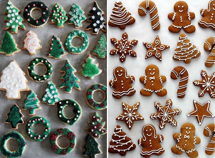 Galetes de Nadal per decorar amb nens clàssiques
