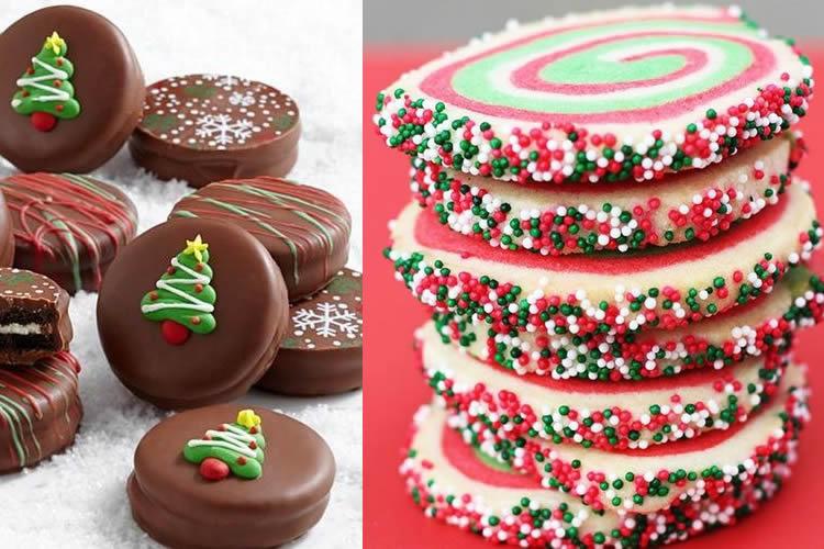 Galetes de Nadal per decorar amb nens