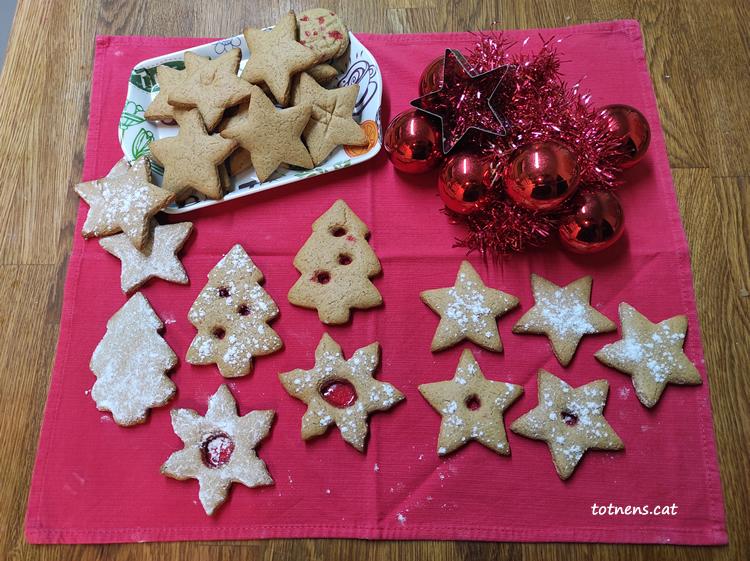 recepta galetes gingebre de nadal