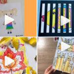 12 vídeos per aprendre a pintar