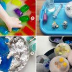 4 activitats amb gel per fer a casa