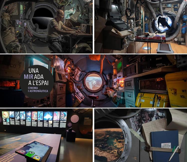 Una MIRada a l'espai al MNACTEC