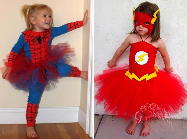 disfresses amb tutús herois