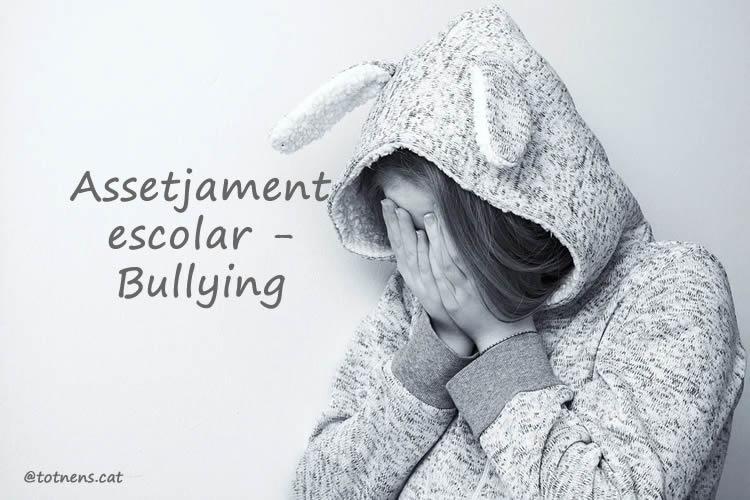 Assetjament escolar o bullying