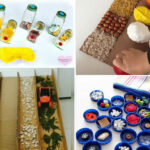 Com treballar textures amb Montessori