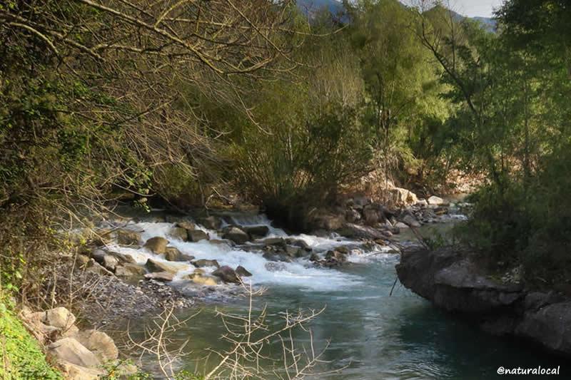 Aiguabarreig del Bastareny i el Llobregat