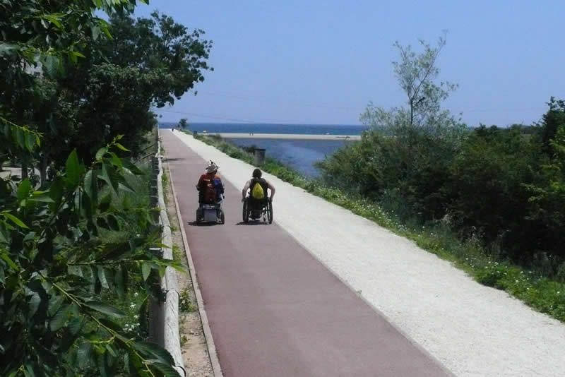 Camí Natural de la Muga (itinerari adaptat)