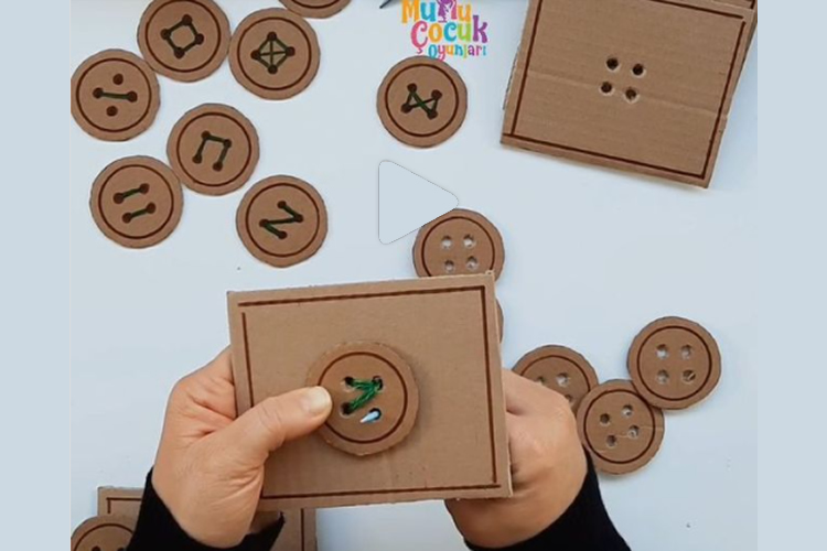 cosim botons de cartró