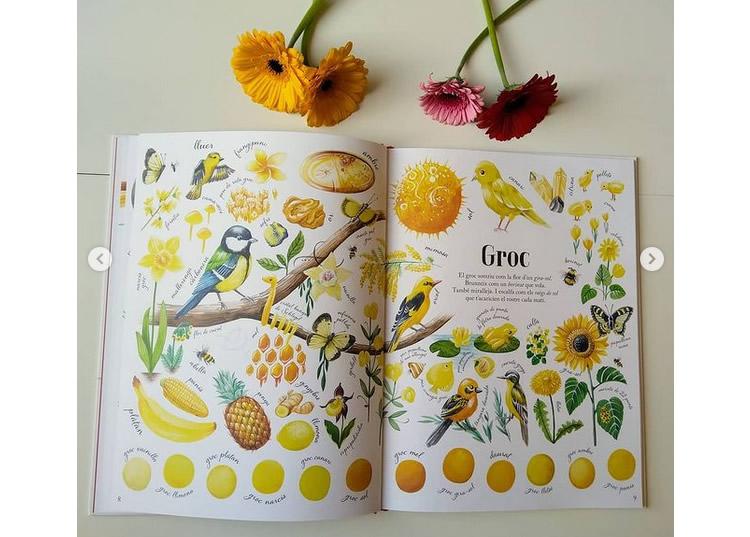 els colors de la natura cossetania edicions