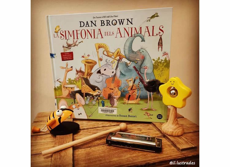 la simfonia dels animals Dan Brown