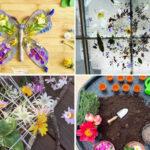 Composicions amb flors naturals
