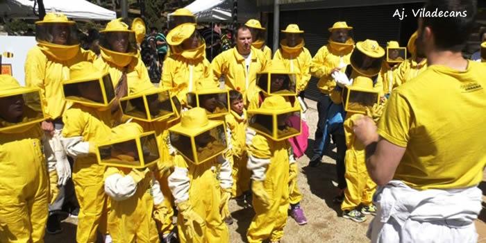 Parc Forestal de Mas Ratés abelles