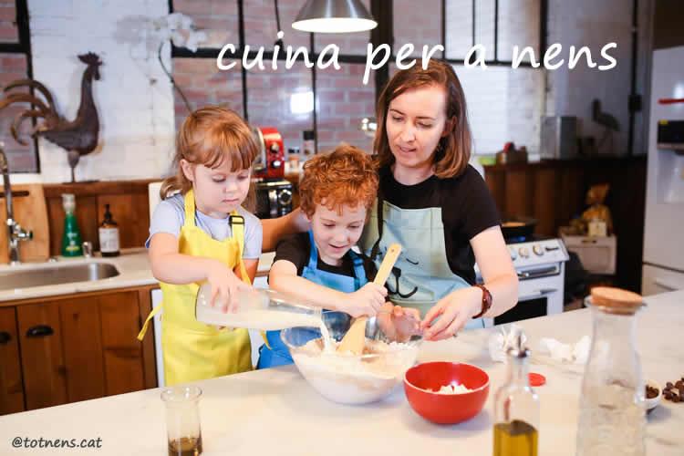 cuina per a nens