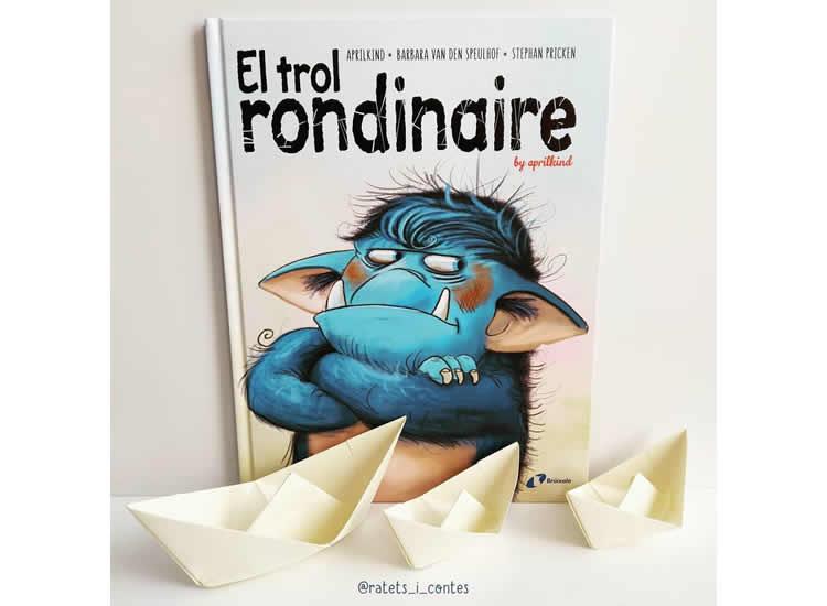 el trol rondinaire editorial Brúixola