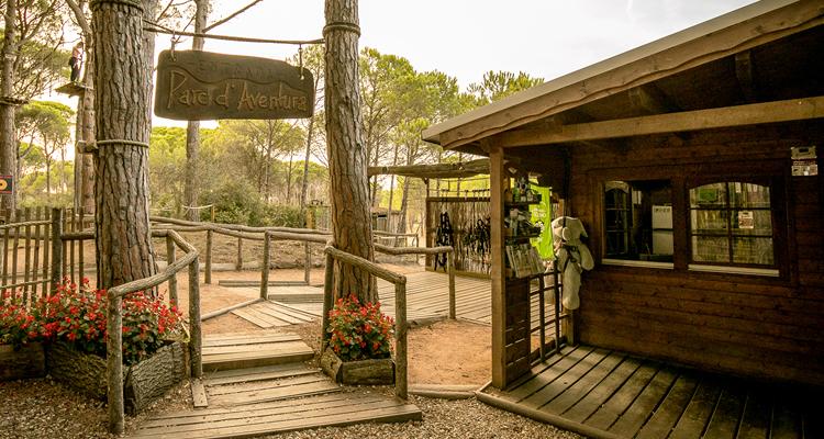 Costa Brava Parc Aventura Pals