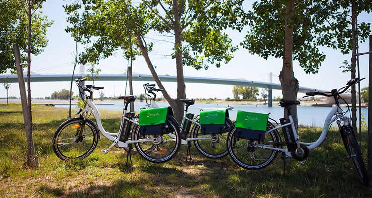 MónNatura Delta lloguer de bicis