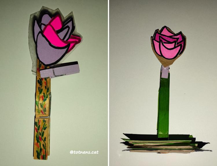 fem roses per sant jordi