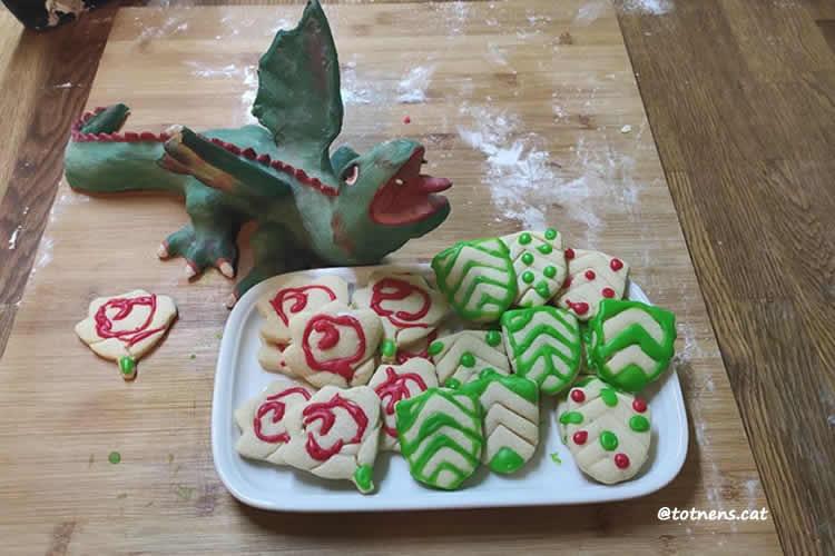 galetes de Sant Jordi