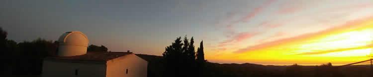 observatori astronòmic del Garraf