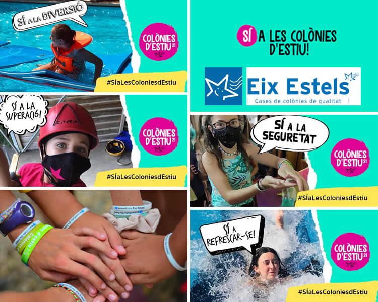 COLONIES EIX ESTELS