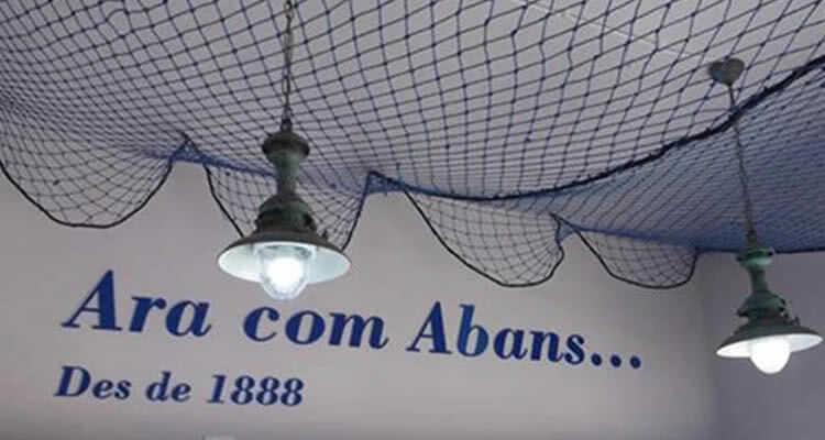 Fàbrica-Museu d'anxoves SOLÉS de l'Escala des de 1888