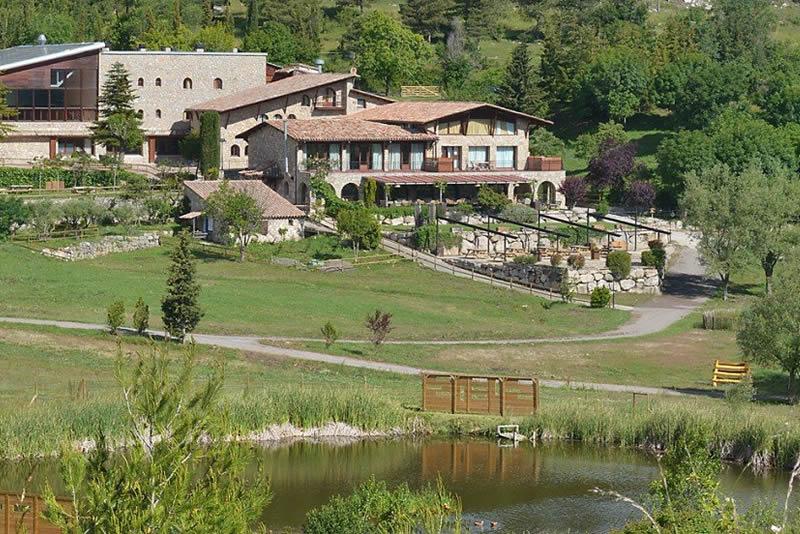 Hotel Family Friendly El Jou Nature llac