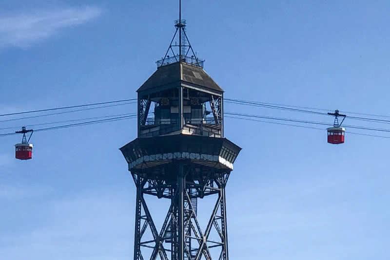 Telefèric de Barcelona (Telefèric del Port)
