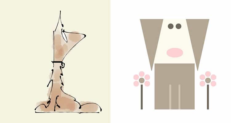 Les il·lustracions de Lucy Monkman