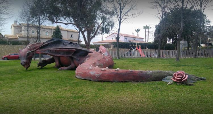 Parc Torrebosca de Platja d'Aro