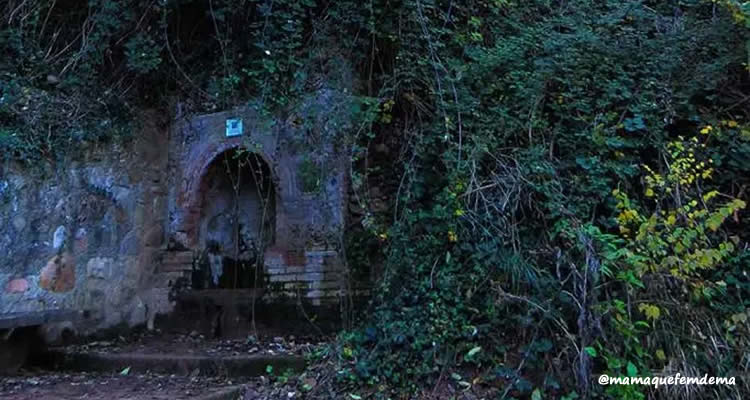 slat torrent Ribatallada Font dels Capellans