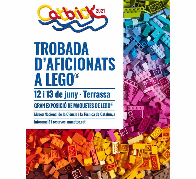 Catbrick - Trobada d'aficionats Lego al mNACTEC