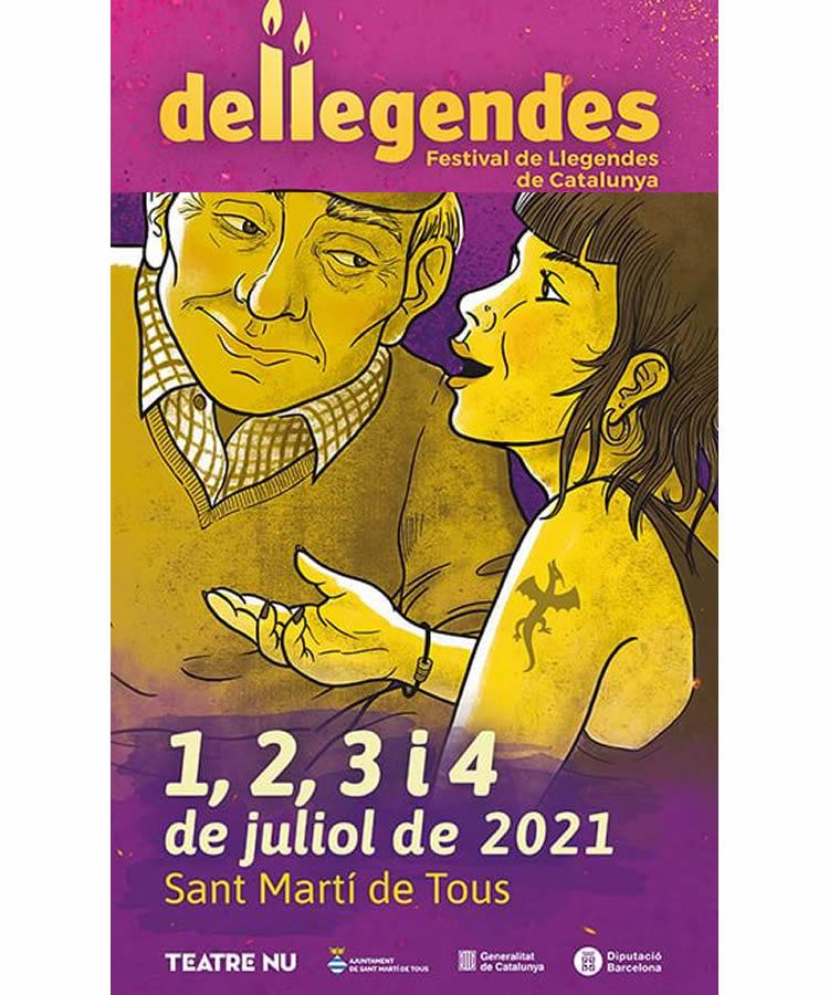 festival de llegendes de catalunya 2021