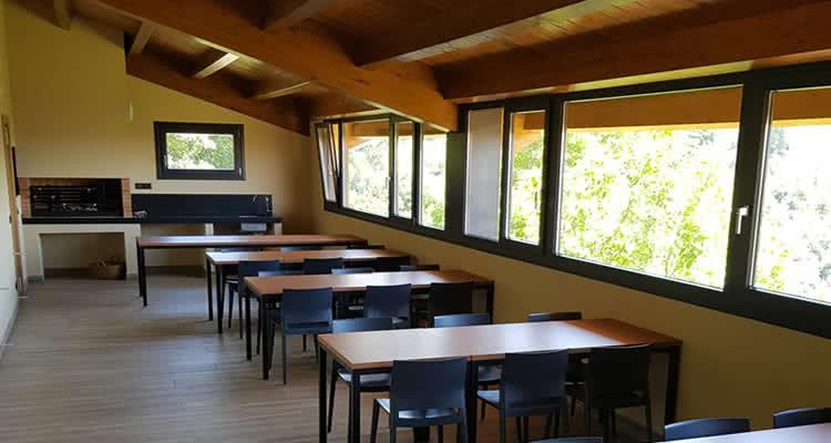 Can Pastoret v aula natura