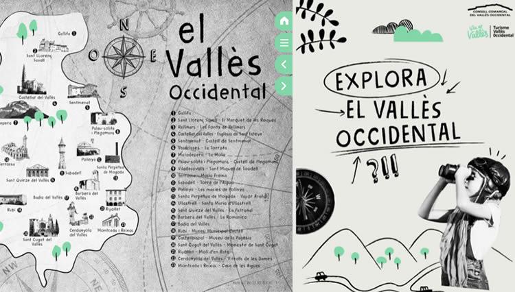 Explora el Vallès