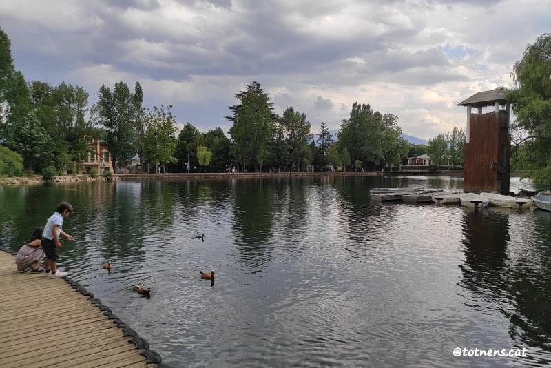 Estany de Puigcerdà i Parc Schierbeck