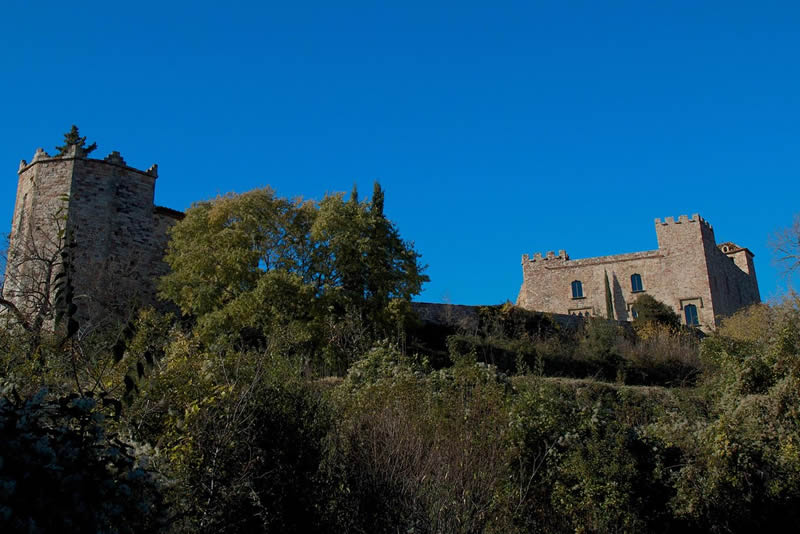 Castell de Castellar del Vallès