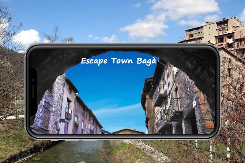 Escape town Bagà